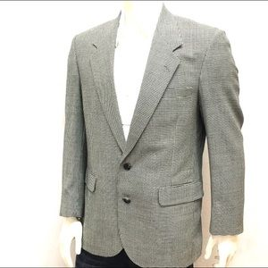 Other - Botany 500 Men's blazer jacket sport coat Sz 42R